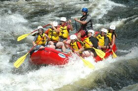 campaments-desconecta-rafting