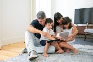 El papel de la família clave para evitar un adicción